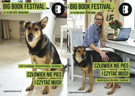 2.BBF2015.Czlowiek nie pies i czytac musi! Katarzyna Bonda i Lukasz.jpg