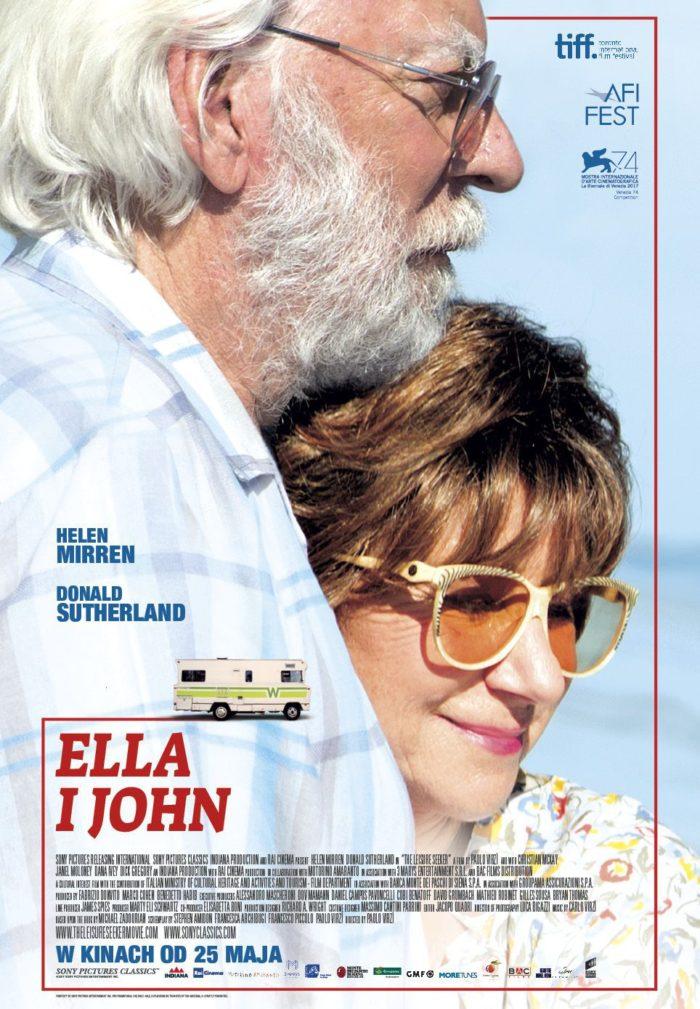 Ella i John - plakat